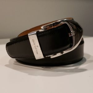 Louis Vuitton Classic Leather Belt